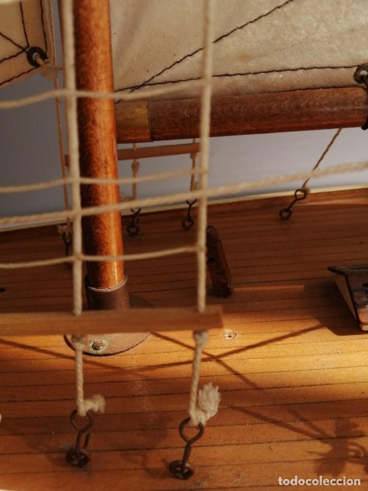 Maquetas: Maqueta velero Banesto - Foto 10 - 246648770