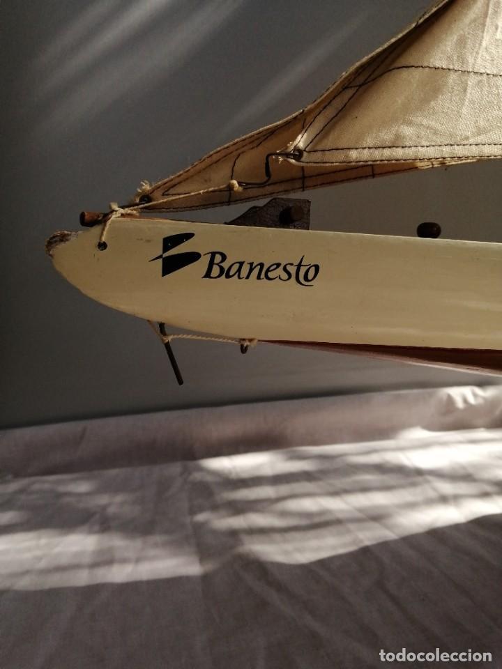 Maquetas: Maqueta velero Banesto - Foto 11 - 246648770