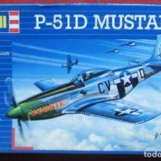 Maquetas: NORTH AMERICAN P-51 D. REVELL ESCALA 1/72 MODELO NUEVO.. Lote 246668995