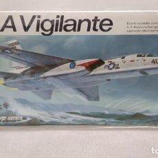 Maquetas: A-5A VIGILANTE REVELL H134:100. AÑO 68. NUEVO. Lote 246884280