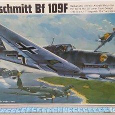Maquetas: MESSERSCHMITT BF 109F REVELL AÑO 67 NUEVO.. Lote 247085775