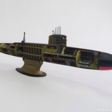 Maquettes: PRECIOSA MAQUETA DEL SUBMARINO USS ANDREW JACKSON. 60 CM.. Lote 247174950