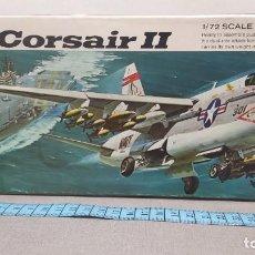 Maquetas: U. S. A-7A CORSAIR II REVELL AÑO 68. NUEVO. BOLSA PRECINTADA. Lote 247189230