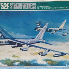 Maquetas: BOEING B-52F STRATOFORTRESS TAMIYA 1/100 AÑO 70. NUEVO BOLSAS PRECINTADAS.. Lote 247383960