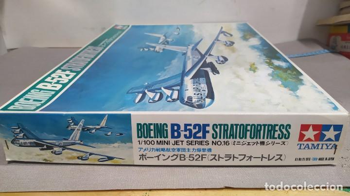 Maquetas: Boeing B-52f Stratofortress tamiya 1/100 año 70. Nuevo bolsas precintadas. - Foto 3 - 247383960