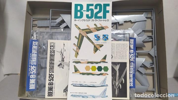 Maquetas: Boeing B-52f Stratofortress tamiya 1/100 año 70. Nuevo bolsas precintadas. - Foto 4 - 247383960