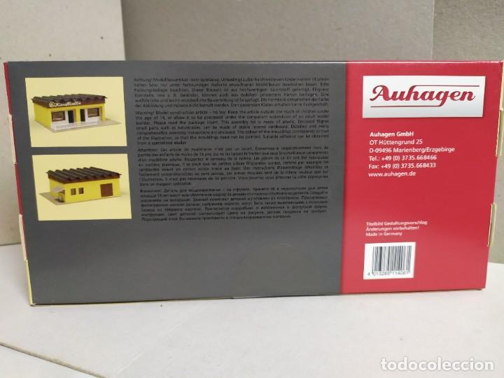 Maquetas: Supermercado , Auhagen 11 406 , casa para montar , escala 1/87 - Foto 2 - 248510230