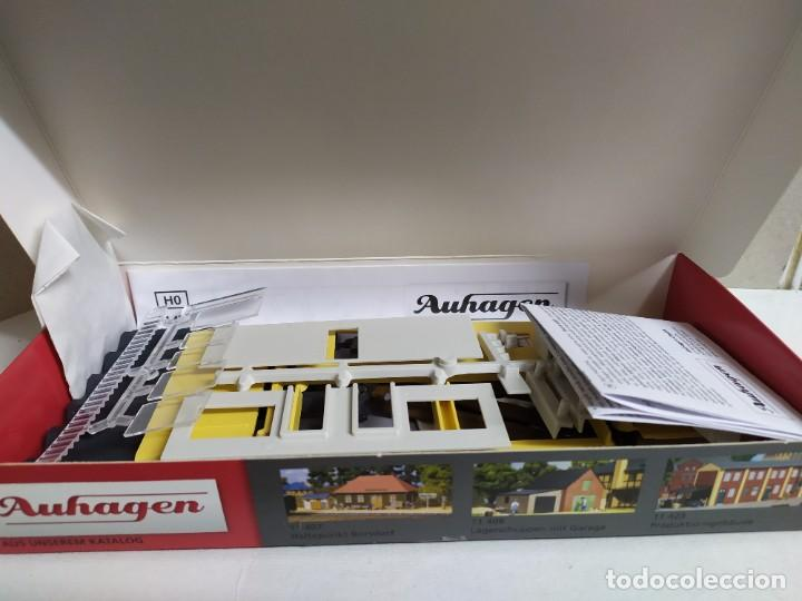 Maquetas: Supermercado , Auhagen 11 406 , casa para montar , escala 1/87 - Foto 3 - 248510230