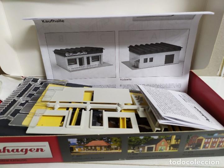 Maquetas: Supermercado , Auhagen 11 406 , casa para montar , escala 1/87 - Foto 4 - 248510230