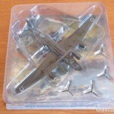 Macchiette: ALTAYA: AVIONES BOMBARDEROS DE LA SEGUNDA GUERRA MUNDIAL: FOCKE WULF FW-200 C-4 CONDOR. Lote 248668375