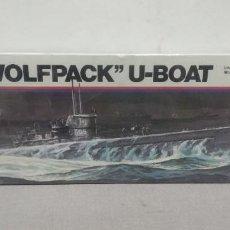 Maquetas: WOLFPACK U-BOAT GERMAN MONOGRAM SIN ABRIR.. Lote 248688955