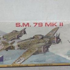 Maquetas: S.M.79 MK II MPC SCALE 1/72. Lote 248710035