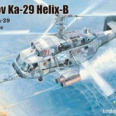 Maquetas: HOBBY BOSS 87227 # 1:72 KAMOV KA-29 HELIX-B. Lote 249269635