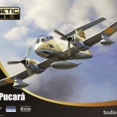 Maquettes: KINETIC 48078 # 1:48 IA-58 PUCARA. Lote 236431030