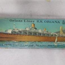 Macchiette: ORIENT LINER S.S ORIANA DE REVELL.. Lote 249533400