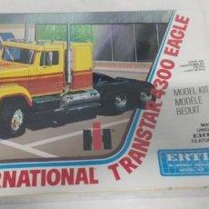Maquettes: INTERNATIONAL TRANSTAR 4300 EAGLE SCALE 1/25 ERTL. Lote 249541565