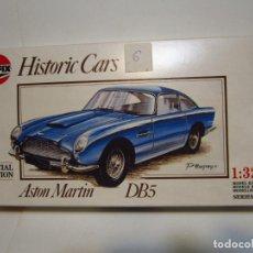 Maquetas: ASTON MARTIN DB5 MAQUETA 1/32 HISTORIC CARS NUEVA. Lote 249592915