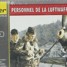 Maquettes: MAQUETA FIGURAS ALEMANAS, PERSONAL LUFTWAFFE, REF. 49655, 1/72, HELLER. Lote 251436995