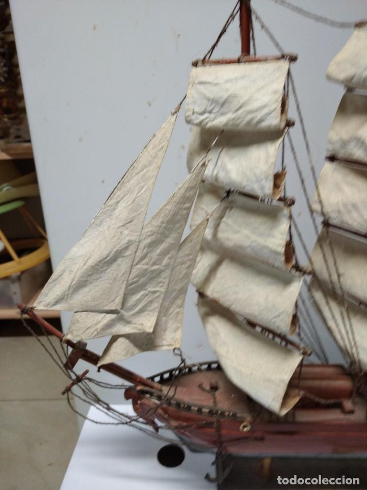 Maquetas: Excelente maqueta de barco. Constitution. - Foto 3 - 251922915