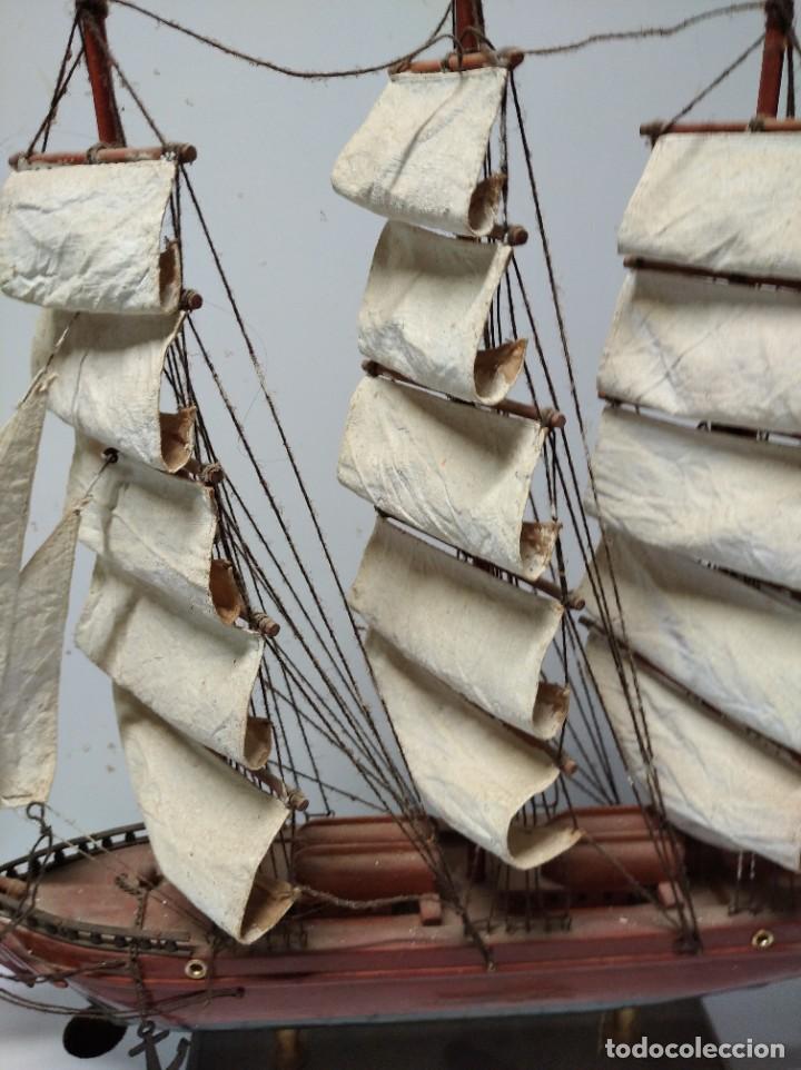 Maquetas: Excelente maqueta de barco. Constitution. - Foto 4 - 251922915