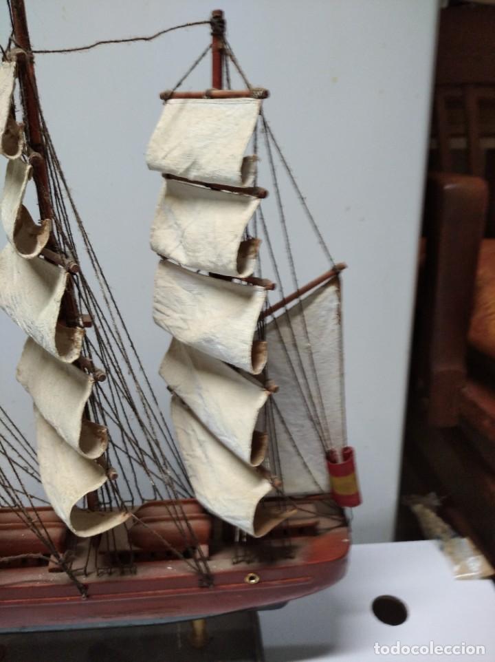 Maquetas: Excelente maqueta de barco. Constitution. - Foto 5 - 251922915