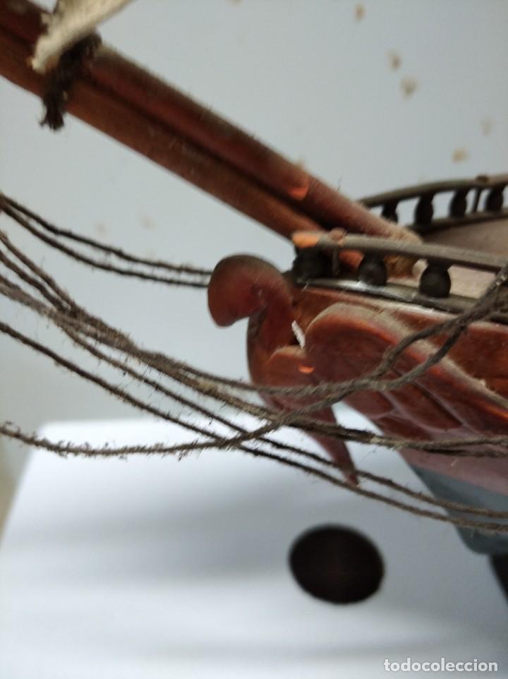 Maquetas: Excelente maqueta de barco. Constitution. - Foto 6 - 251922915