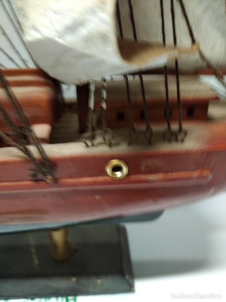Maquetas: Excelente maqueta de barco. Constitution. - Foto 9 - 251922915