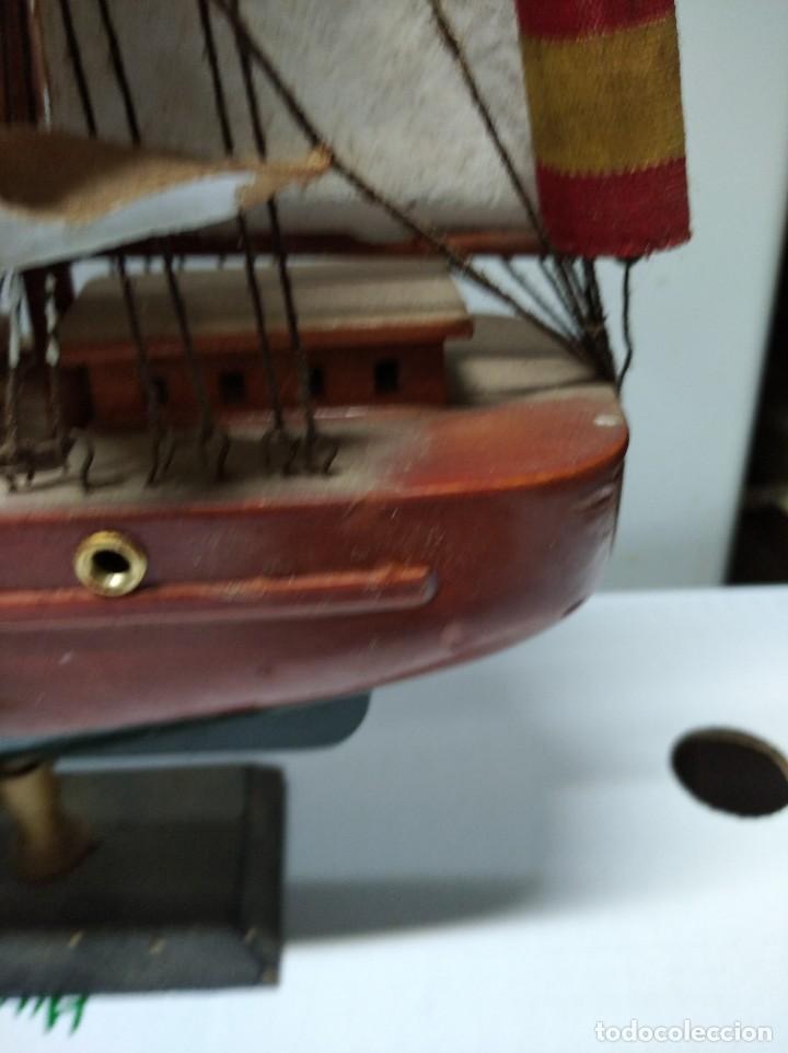 Maquetas: Excelente maqueta de barco. Constitution. - Foto 10 - 251922915