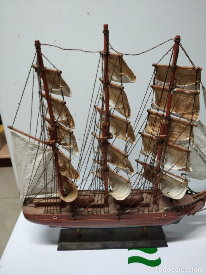 Maquetas: Excelente maqueta de barco. Constitution. - Foto 12 - 251922915