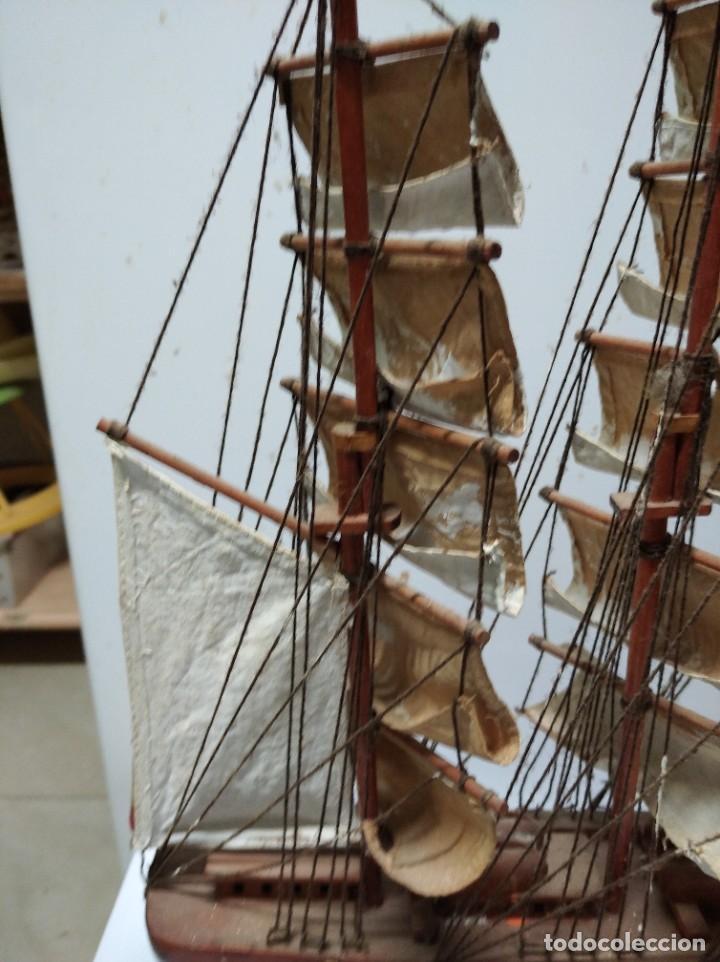 Maquetas: Excelente maqueta de barco. Constitution. - Foto 13 - 251922915