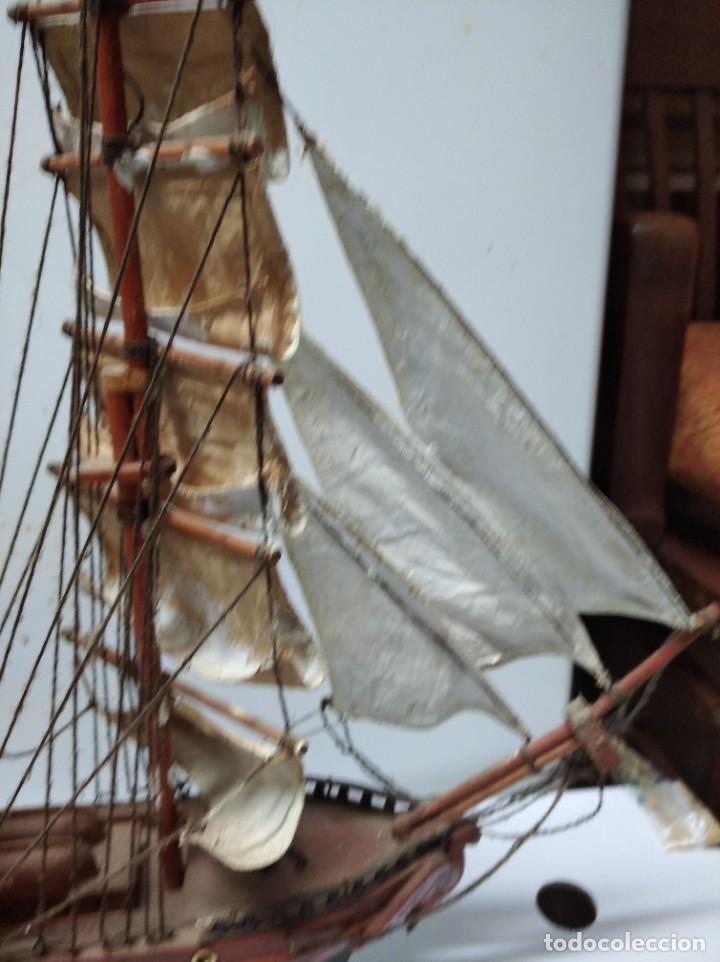 Maquetas: Excelente maqueta de barco. Constitution. - Foto 15 - 251922915