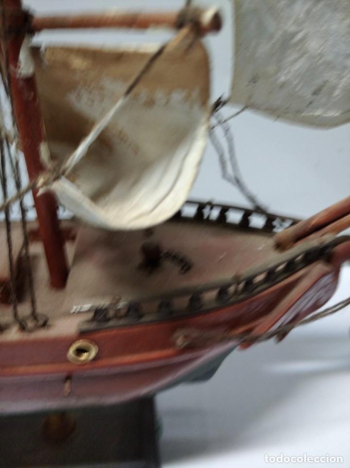 Maquetas: Excelente maqueta de barco. Constitution. - Foto 16 - 251922915