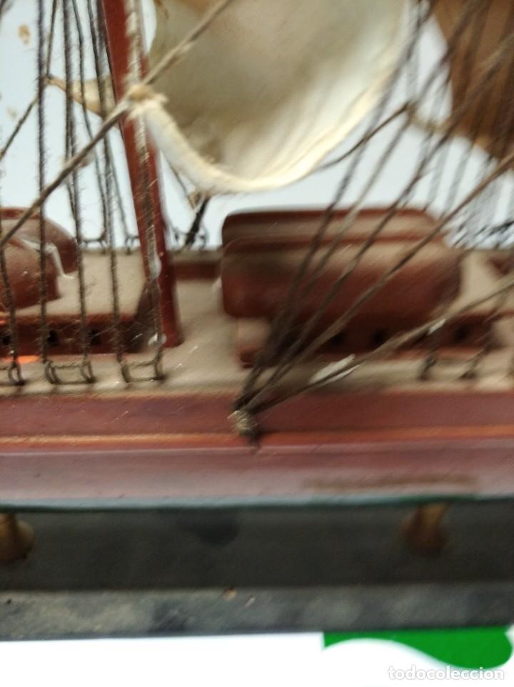 Maquetas: Excelente maqueta de barco. Constitution. - Foto 17 - 251922915