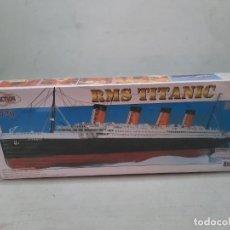 Maquetas: TITANIC MAQUETA PRECINTADA ESCALA 1:720 RMS , NUEVA A ESTRENAR!!. Lote 251967190