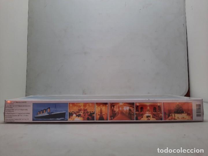 Maquetas: TITANIC MAQUETA PRECINTADA ESCALA 1:720 RMS , NUEVA A ESTRENAR!! - Foto 4 - 251967190