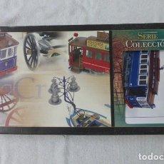 Maquettes: TRANVIA A ESCALA. MARCA OCRRE...MADERA Y METAL...MODELO BARCELONA-TIBIDABO...... Lote 251989110
