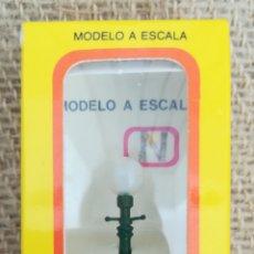 Maquettes: FAROLA - ANESTE, FAROLAS Y SEÑALES EN MINIATURA - PJRB. Lote 253010895