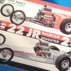 Maquetas: REVELL TONY NANCY 22JR ROADSTER DRAGSTER 1/25. Lote 253302950