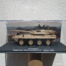 """Maquettes: ALTAYA - B1 CENTAURO REGGIMENTO """"NIZZA CAVALLERIA (1º)"""" EGYPT - 2002. Lote 253310690"""