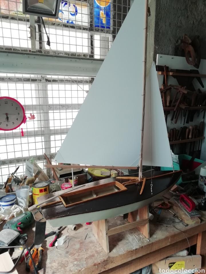 Maquetas: Balandro navegable Snipe Constructo 79cm - Foto 2 - 253637785