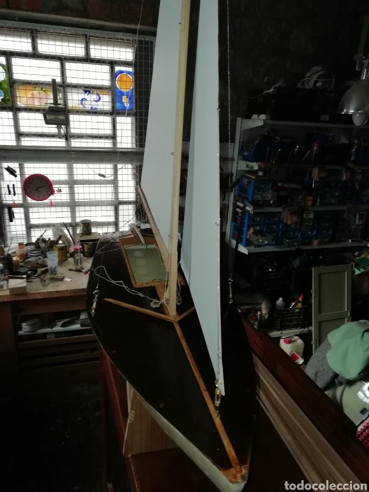 Maquetas: Balandro navegable Snipe Constructo 79cm - Foto 5 - 253637785