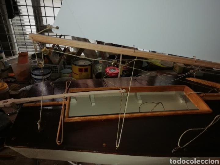 Maquetas: Balandro navegable Snipe Constructo 79cm - Foto 8 - 253637785