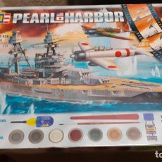 Maquetas: PEARL HARBOUR SET. REVELL. Lote 253859250