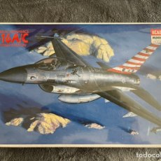 Maquetas: F-16 A/C FIGHTING FALCON 1:48 ACADEMY 1688 MAQUETA AVION. Lote 253911345