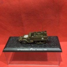 Maquetas: TANQUE MILITAR EN METAL M21 193RD TANKBATALLLION 10 ARMY GERMANY - 1945. Lote 254107025