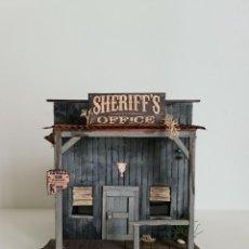 Maquetas: SHERIF'S CASA COLECCIONABLE 7 CM FOAM-ESCALA 1/35. Lote 254379925