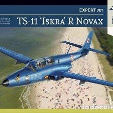 Maquetas: ARMA HOBBY 70011 # TS-11 ISKRA R NOVAX EXPERT SET 1:72. Lote 254062625