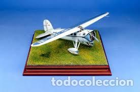 Maquetas: Lockheed Vega WINNIE MAE (ESPAÑOLIZABLE) 1:48 ESCI 4100 maqueta avion Guerra Civil - Foto 3 - 254463130