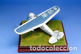Maquetas: Lockheed Vega WINNIE MAE (ESPAÑOLIZABLE) 1:48 ESCI 4100 maqueta avion Guerra Civil - Foto 6 - 254463130