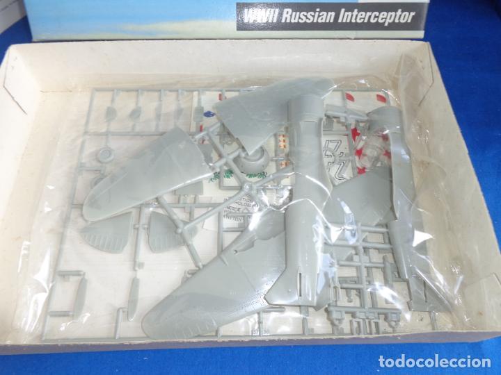 Maquetas: HOBBY CRAFT- MAQUETA AVION La-7 WWII RUSSIAN INTERCEPTOR ESCALA 1:48 VER FOTOS! SM - Foto 14 - 254632195